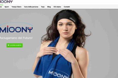 sito web per mioony.com